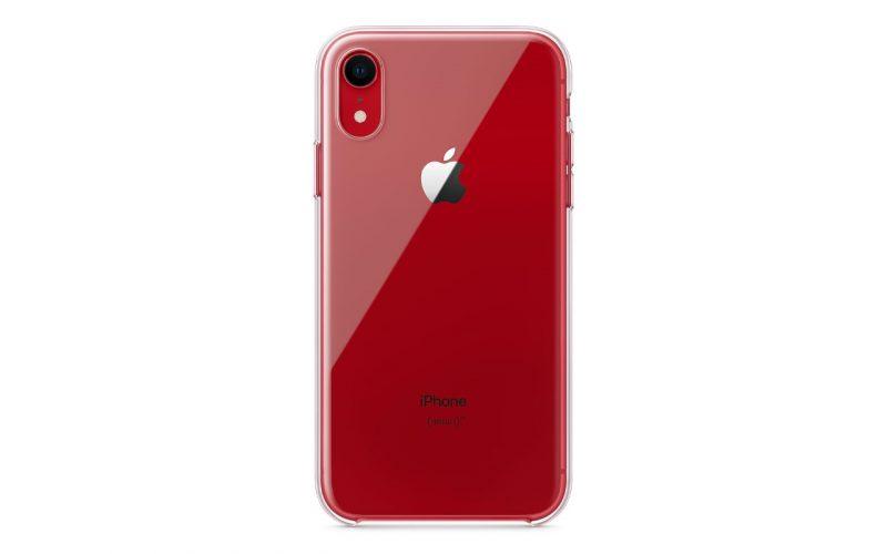 Apple-ը   iPhone XR-ի համար թափանցիկ պատյան է թողարկել