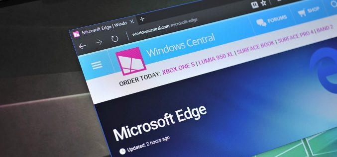 Microsoft-ը Edge բրաուզերը կփոխարինի նորով