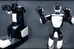 Toyota-ն  կատարելագործված մարդանման ռոբոտ է փորձարկել