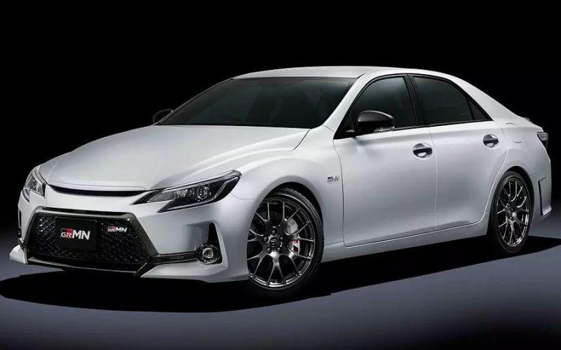 Toyota-ն ներկայացրել է Mark X- ի սպորտային  տարբերակը