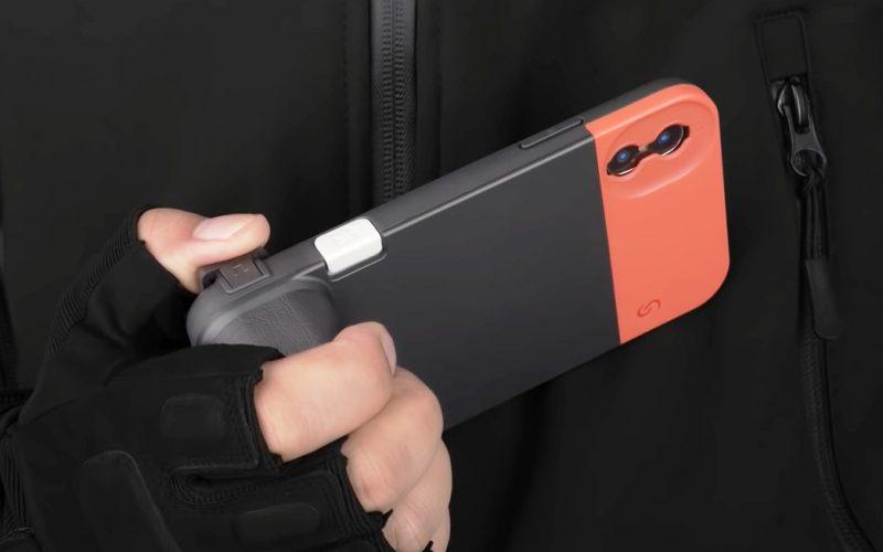 Shuttercase․ պատյան, որն iPhone-ը վերածում է լուսանկարչական ապարատի