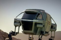 Hyundai Elevate. ինչպիսին է աշխարհում առաջին քայլող մեքենան