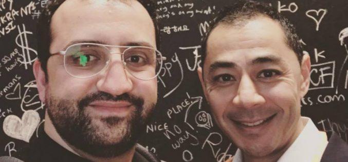 Հայազգի գործարարները հանդիպել և սուրճ են պատրաստել Facebook-ի նոր գրասենյակում