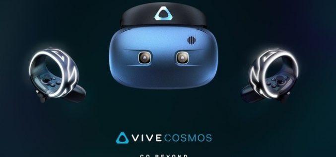 Վիրտուալ իրականության նոր սաղավարտ՝ HTC-ից