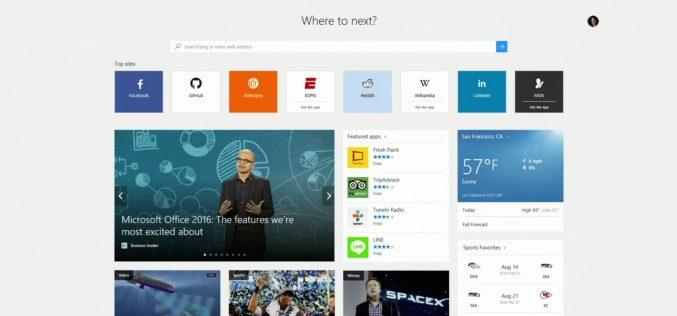 iOS-ի համար նախատեսված  Microsoft Edge դիտարկիչը սովորել է տարբերակել կեղծ նորությունները