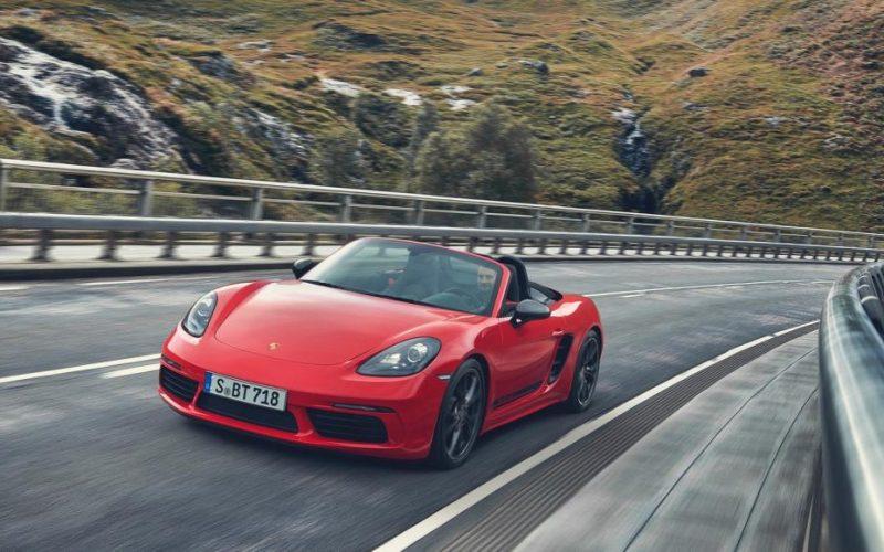 Porsche-ն ներկայացրել է 718 Cayman-ի և 718 Boxster-ի նոր մոդելները