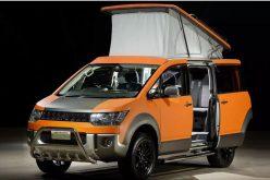 Mitsubishi մինիվենը դարձել է տուն անիվների վրա
