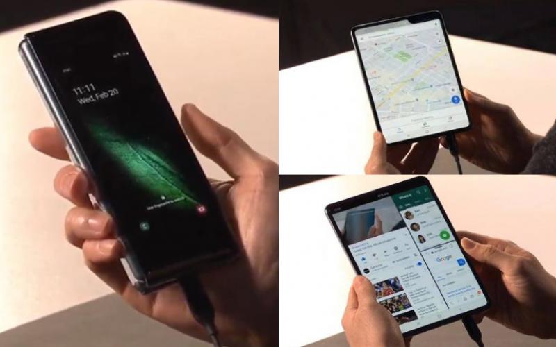 Samsung-ը իր շնորհանդեսին ներկայացրել է երկար սպասված  պլանշետ -սմարթֆոնը
