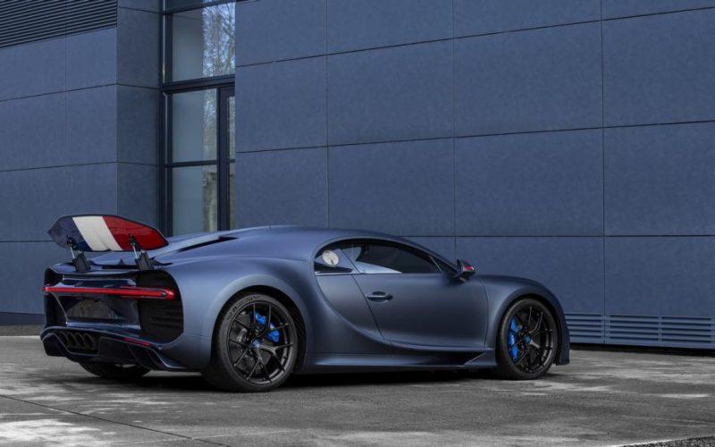 Bugatti-ն իր 110-ամյակի առթիվ ներկայացրել է Chiron Sport-ի նոր տարբերակը