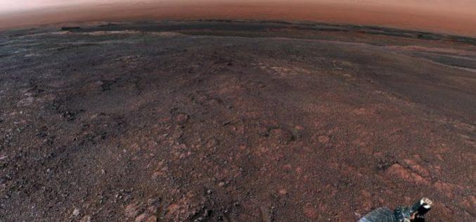 ՆԱՍԱ-ն 360 աստիճան համայնապատկերով ցուցադրել է Մարսի մակերևույթը (տեսանյութ)