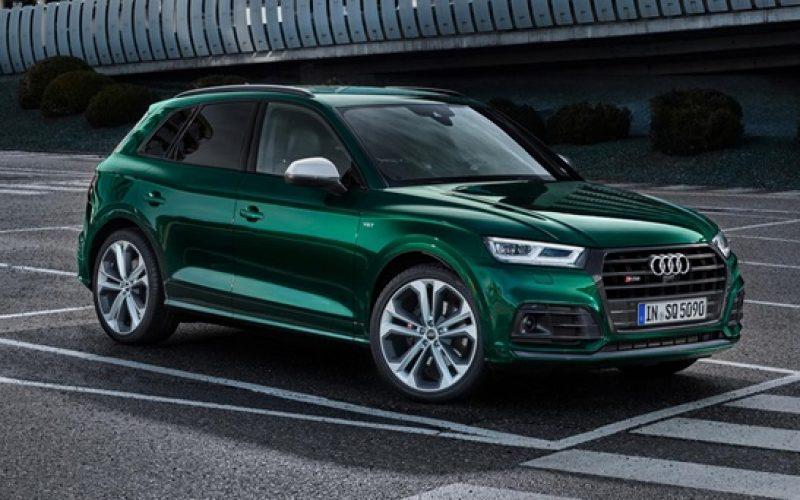 Audi-ն ներկայացրել է SQ5 դիզելային քրոսովերը