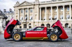 Lamborghini-ն փարիզյան աճուրդում ներկայացրել է եզակի կուպեի վերականգված տարբերակը
