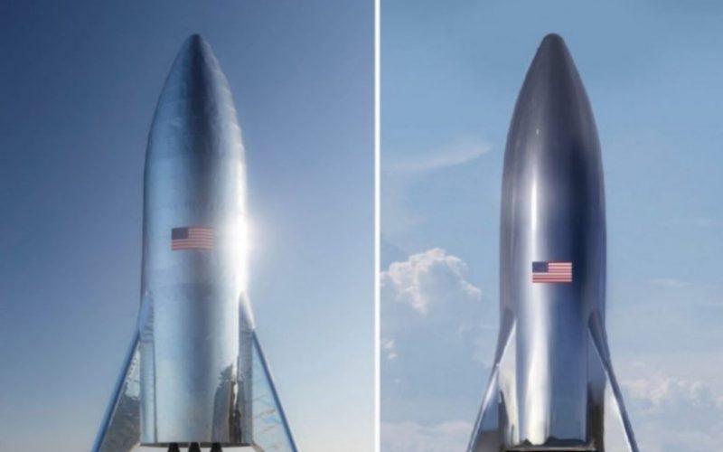 SpaceX-ը ցուցադրել է Starship տիեզերանավի շարժիչի առաջին կրակային փորձարկումը