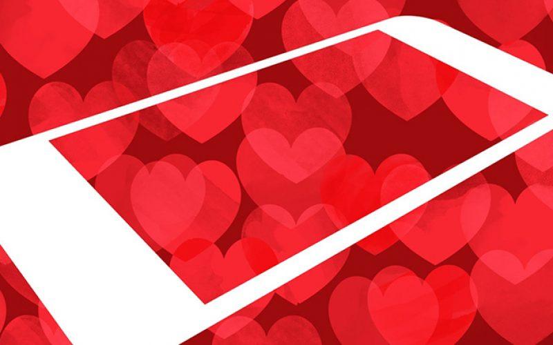 Սբ․ Վալենտինի օրվա առթիվ VK օգտատերերը կարող են միմյանց անանուն բացիկներ ուղարկել