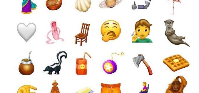 Emojipedia-ն ներկայացրել է 230 նոր էմոջի, որոնք կհայտնվեն 2019-ին թողարկվելիք սմարթֆոններում (տեսանյութ)