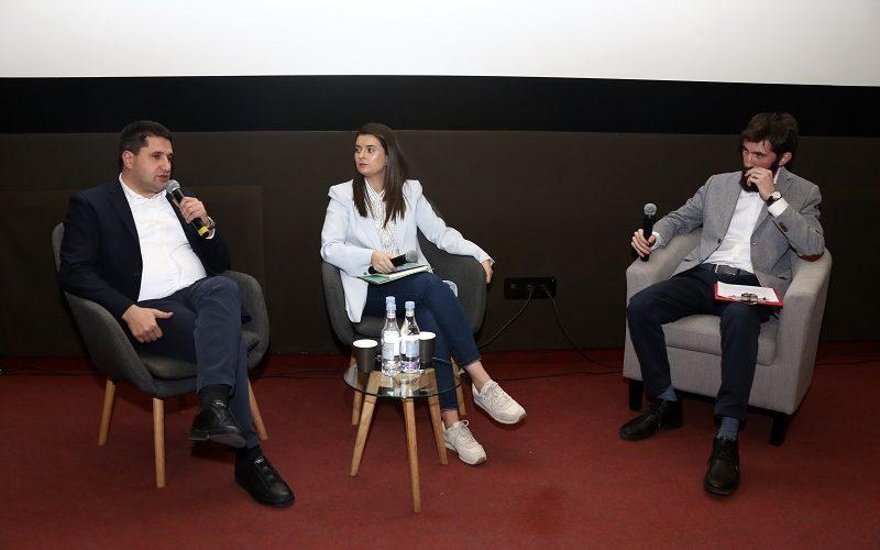 Ucom-ի և «Դասավանդի'ր, Հայաստան»-ի ղեկավարները մասնակցեցին «Տեխնոլոգիաները հանուն կրթության» քննարկմանը