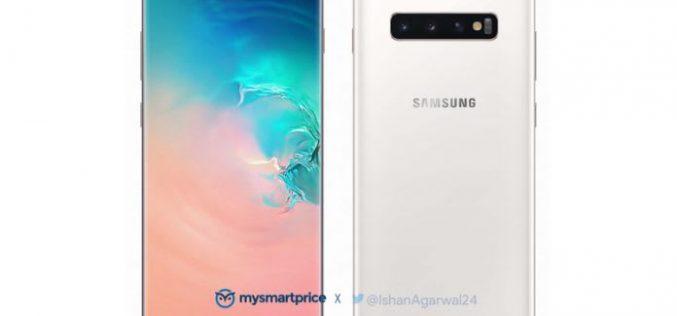 Հրապարակվել են Samsung Galaxy 10-ի առաջին իրական լուսանկարները