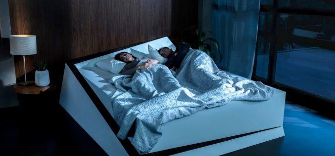 Ford ընկերությունը ստեղծել է խելացի մահճակալ, որը թույլ չի տա քնած ժամանակ խախտել սահմանն ու անցնել մյուս կողմը