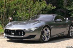 Maserati Alfieri մոդելը կսկսի արտադրվել մասսայական
