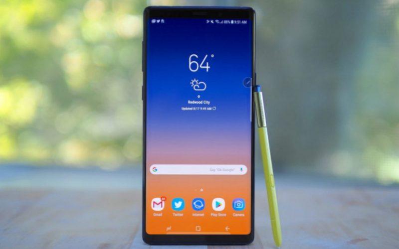 Galaxy Note 10-ի մասին տեղեկություններ են հայտնվել համացանցում