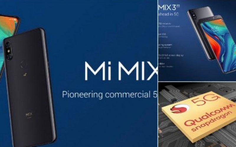 Xiaomi-ն ներկայացրել է իր   առաջին 5G սմարթֆոնը