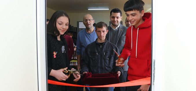 Նորակերտում Արմաթ ինժեներական լաբորատորիա է բացվել
