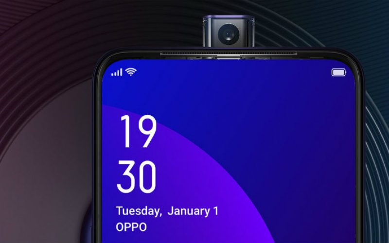 Ներկայացվել է Oppo F11 Pro-ն՝ շարժական տեսախցիկով նոր սմարթֆոնը