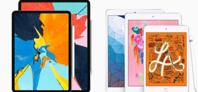 Apple-ը ներկայացրել է iPad-ի նոր մոդելները