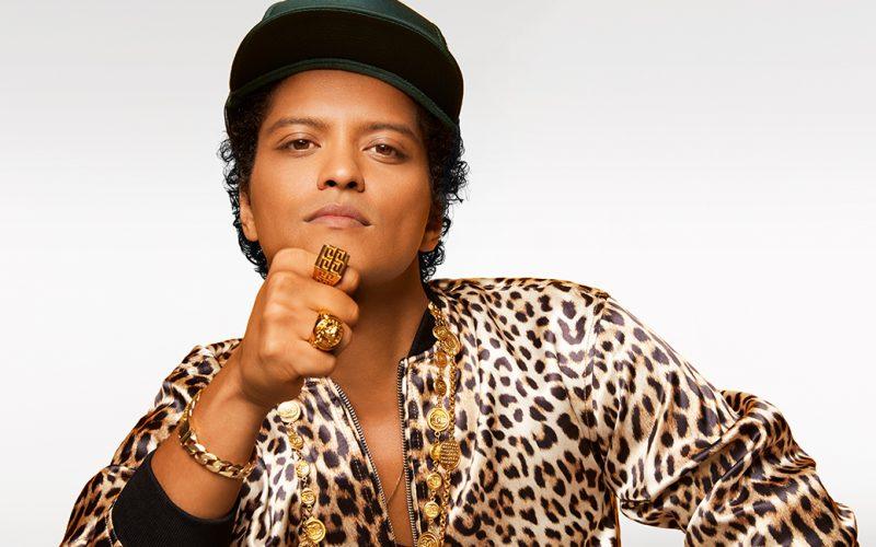 Youtube-ի նորույթը՝ Bruno Mars-ից (տեսանյութ)