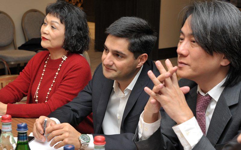 ԱՏՁՄ-ն և Ագրարային համալսարանը ընդունել են  Թայբեյի գիտնականներին