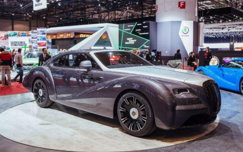 Rolls-Royce Dawn-ը ներկայացվել է վերափոխված ռետրո տարբերակով