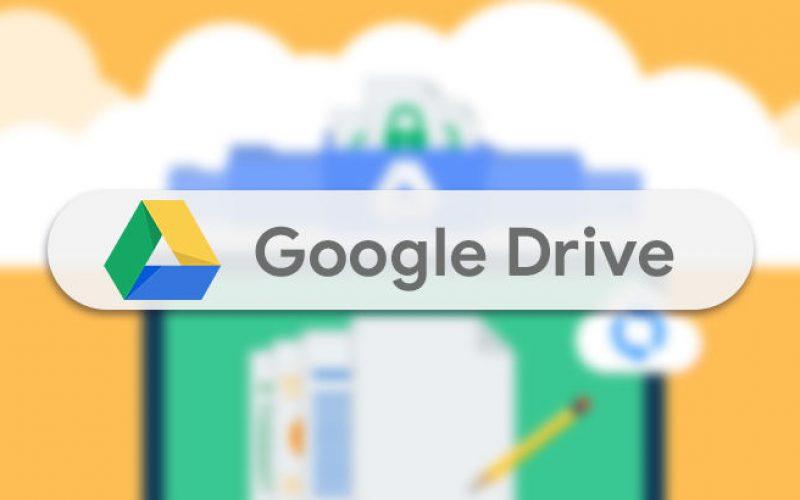 Google Drive հավելվածն ամբողջությամբ փոփոխվել է