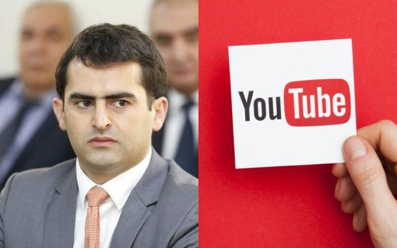 Youtube-ի բլոգերները կհարկվե՞ն․ Հակոբ Արշակյան