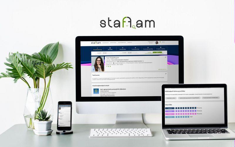 staff.am-ը գործարկել է նոր օնլայն դիմումների համակարգ աշխատանք փնտրողների և գործատուների համար