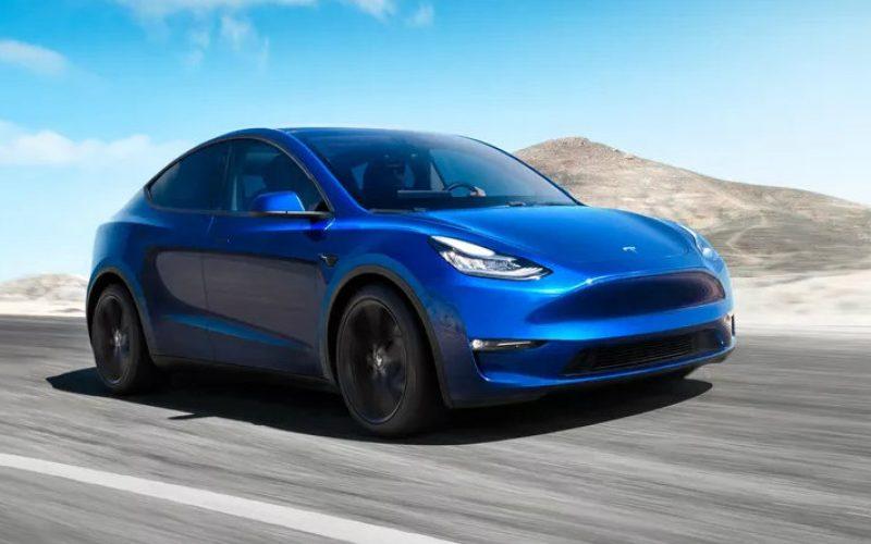 Tesla Model Y. նոր էլեկտրական քրոսրովեր