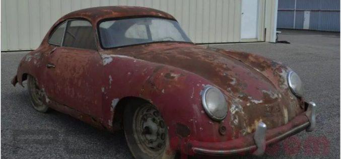 eBay-ում ժանգոտ Porsche-ն վաճառվել է նոր մոդելներից  ավելի թանկ գնով