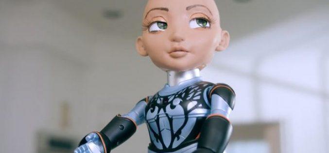 Ծանոթացեք Sophia հումանոիդ ռոբոտի քրոջ՝ Little Sophia-ի հետ (տեսանյութ)