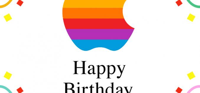 Շնորհավոր ծնունդդ Apple