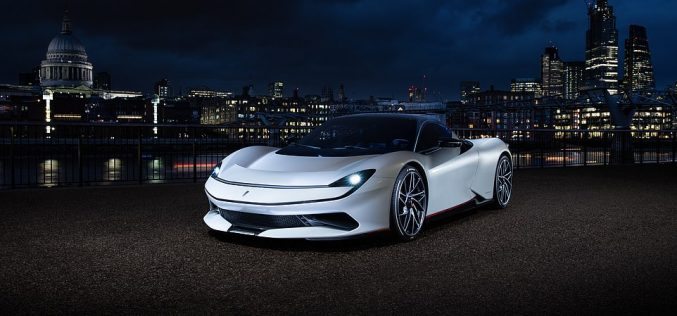 Ներկայացվել է Pininfarina Battista էլեկտրական հիպերքարը