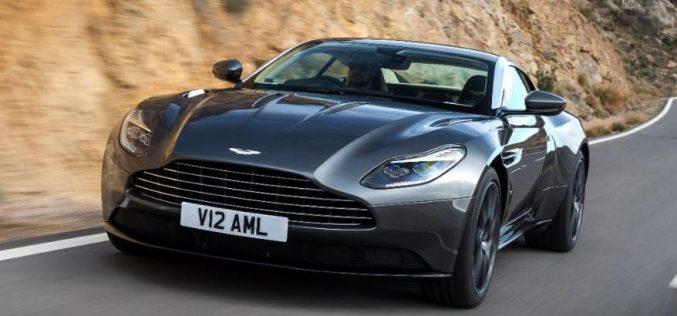 Aston Martin-ը ներկայացրել է իր առաջին էլեկտրական մեքենան