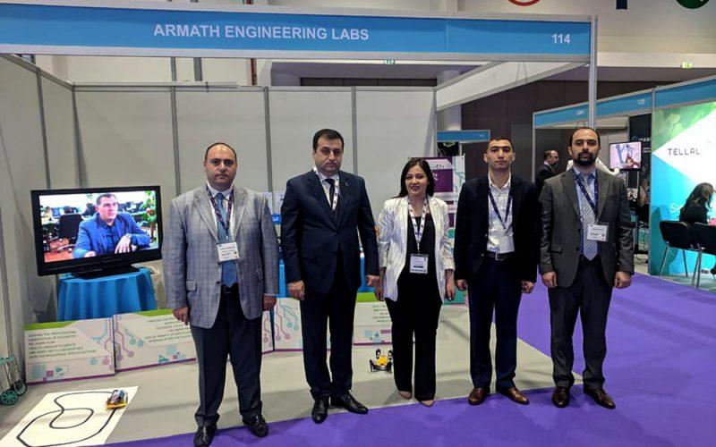 «Արմաթ»-ն Աբու Դաբիում ներկայացնում է տեխնոլոգիական կրթության հայկական մոդելը