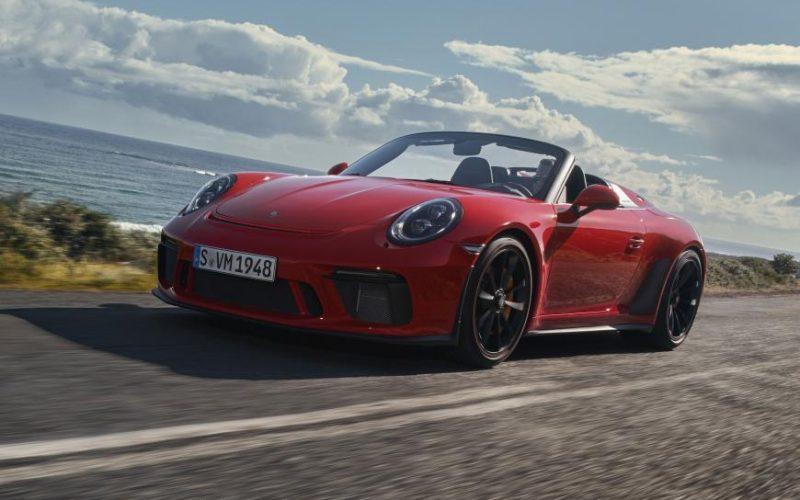 Porsche 911 Speedster-ը կվաճառվի  274 000 դոլարով