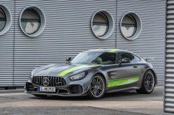Սկսվել է Mercedes-AMG GT R Pro-ի արտադրությունը