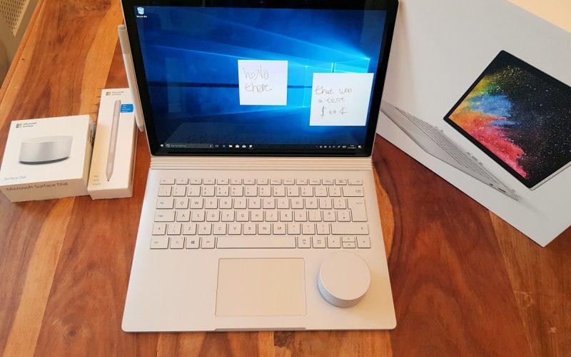 Microsoft-ը թողարկել է Surface Book 2-ի նոր տարբերակը