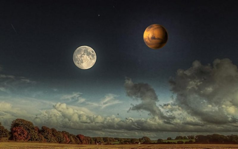 Թրամփը 1,6 մլրդ հավելյալ գումար կտրամադրի ՆԱՍԱ-ին  Լուսնի ու Մարսի ուսումնասիրման համար