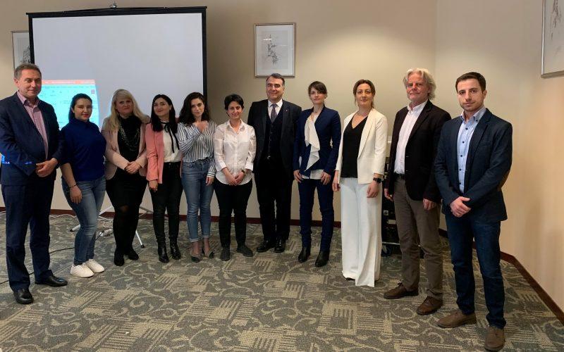 Հայաստանի տեխնոլոգիական կենտրոնների ներկայացուցիչներն այցելել են Սլովենիայում գործող Լյուբլյանայի տեխնոպարկ