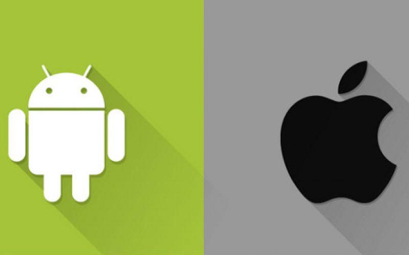 Ինչո՞վ է iOS օպերացիոն համակարգը առավել  Android-ից