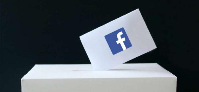 Facebook-ում սկսել են խիստ վերաբերել քաղաքական գովազդին