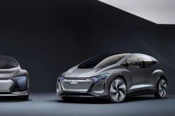 Audi-ն մեքենա է ներկայացրել, որի սրահում կարելի է բույսեր աճեցնել