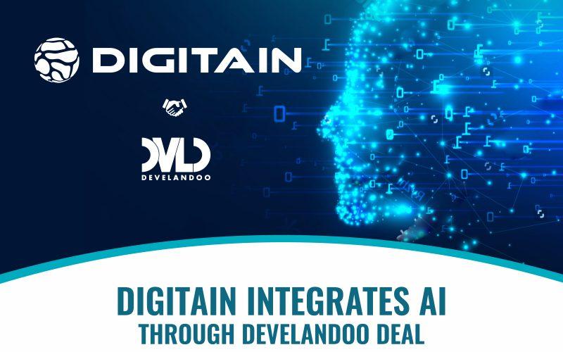 Digitain-ն ինտեգրում է Արհեստական Բանականություն Develandoo–ի հետ գործարքի միջոցով